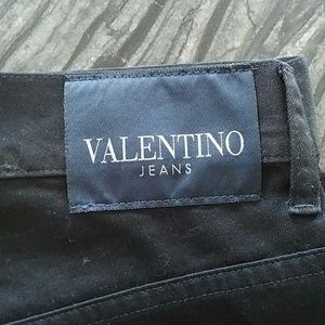 VALENTINO JEANS - cotton jean pants